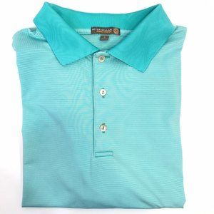 Beautiful Peter Millar Summer Comfort Polo Men's L